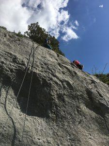 Ardèche, Klettern, Climbing, Frankreich, France,